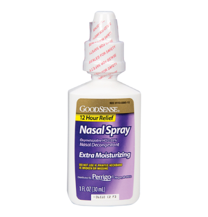 GoodSense® Extra Moisturizing Nasal Spray Image