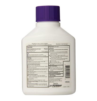 GoodSense® ClearLax® Polyethylene Glycol 3350 Powder for Solution Image