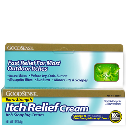 GoodSense® Itch Relief Cream Image