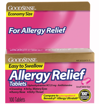GoodSense® Allergy Relief Image