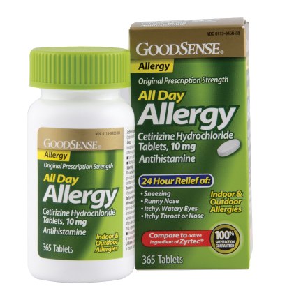 GoodSense® All Day Allergy Image