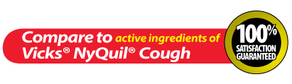 GoodSense® NightTime Cough Relief Image