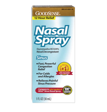 GoodSense® Nasal Spray Image