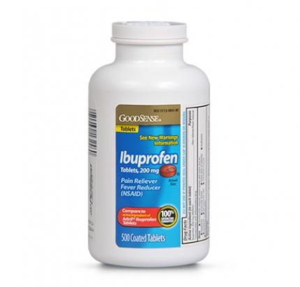 Ibuprofen Gefährlich